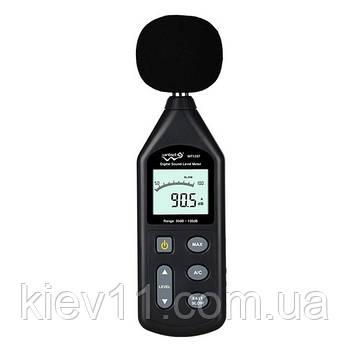 Измеритель шума (шумомер) 30-130 дБ WINTACT WT1357