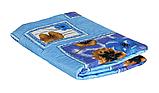 Одеяло 145х205  полуторное, летнее «Чарівний сон», полиэстр, синтепон, легкое, практичное, фото 2