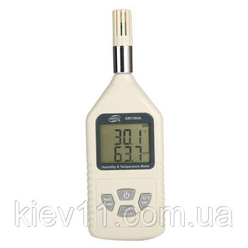 Термогигрометр USB 0-100%, -30-80°C BENETECH GM1360A
