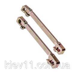 Ключ прокачки тормозов зажимной 7х11мм (СНГ) ПР0711В