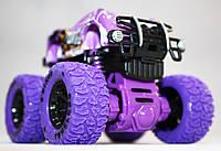 Детская инерционная машинка А12-21, фиолетовая, фото 1