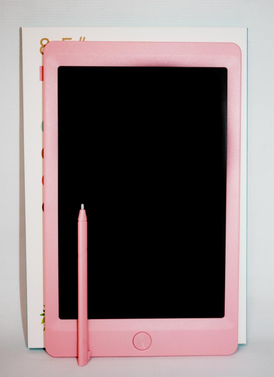 """Детский планшет LCD 8.5 """" для рисования со стилосом WRITING BOARD!"""