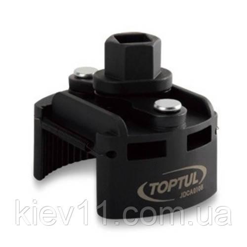 Знімач фільтрів універсальний 115-140 мм TOPTUL JDCA0114