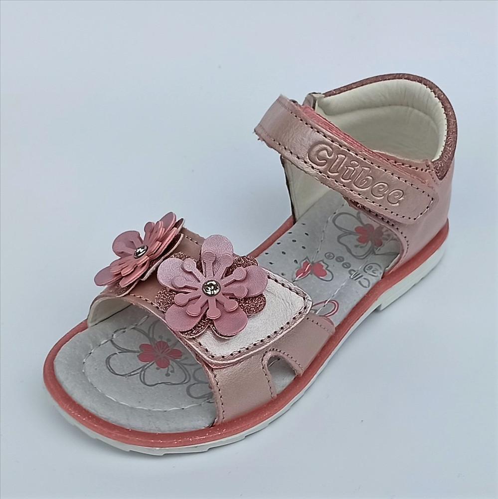 Розовые босоножки  Clibee размер 30 31