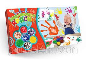 Пальчиковые краскидля самых маленьких детей Мое первое творчество