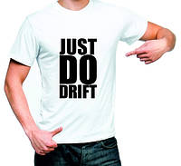 "Футболка ""JUST DO DRIFT"""