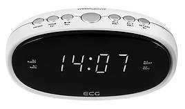 Радиочасы ECG RB 010 Белый
