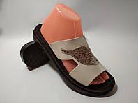 Женские шлепки,сабо женское летняя обувь на низком ходу ортопедическая подошва