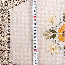 Скатерть с цветами хлопок 100х150, фото 2