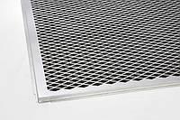Потолок подвесной, кассета белая,перфор. ромб, Германия, 600*600