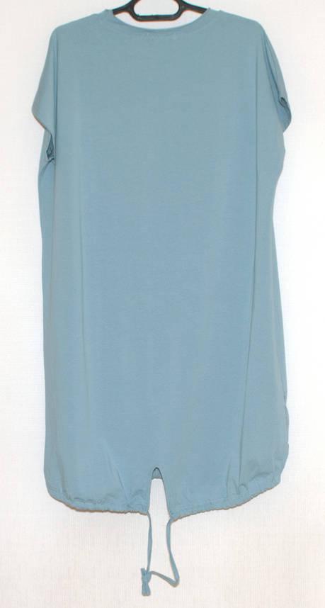 Сукня - туніка великий розмір XL-5XL, фото 2