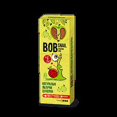 Натуральні фруктові цукерки Яблоко Bob Snail, 30г