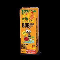 Натуральні фруктові цукерки Манго Bob Snail, 30г