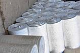 Полотно ППЕ, т. 4 мм фольгированое алюмінієвою фольгою, TERMOIZOL®, рулон 50 м. п., фото 4