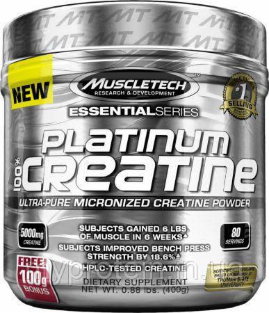 MuscleTech Креатин Platinum 100% Creatine (400 g)