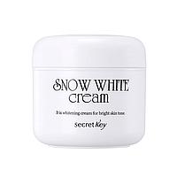 Осветляющий питательный крем для лица SECRET KEY Snow White Cream, 50 мл