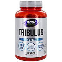 Тестостероновый бустер NOW Tribulus 1000Mg 45% 180 Caps