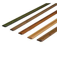 Бамбуковый молдинг окончание верхнее 185 см