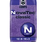 Комплексне мінеральне добриво NovaTec Classic (НоваТек Класік),NPK 12-8-16-3+МЕ, 25кг