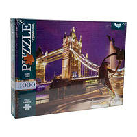 "Пазлы ""Тауэрский мост, Лондон"", 1000 элементов"