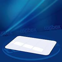 Белая поверхность для предметной фотосъемки размером 600x600 мм. Толщина 2 мм