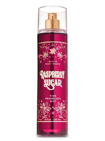 Спрей для тела Bath & Body Works Raspberry Sugar Fragrance Mist 236 мл, фото 2
