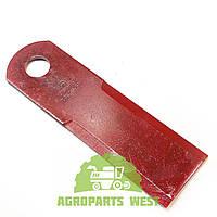 Ніж шарнірний рухомий AGV Parts 4мм 736872