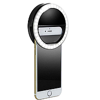 Подсветка кольцо для селфи Black/ SKL32-238175