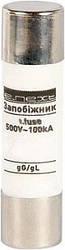 Запобіжник типорозмір 10х38 10А