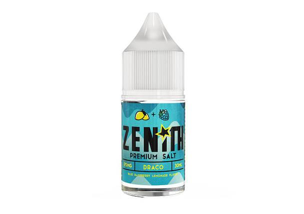 Zenith Salt Draco 50мг 30мл  - сольова рідина для pod систем., фото 2