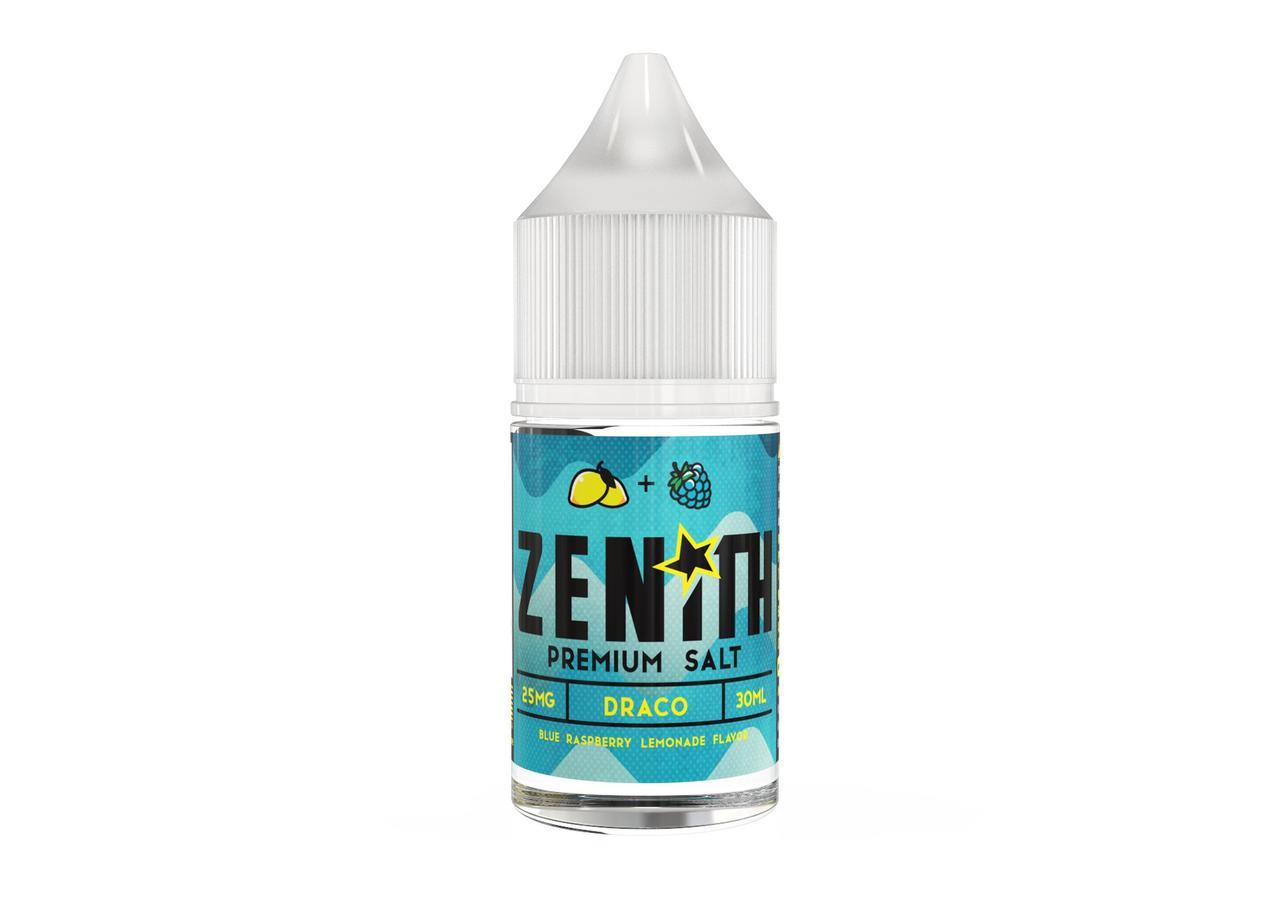 Zenith Salt Draco 50мг 30мл  - сольова рідина для pod систем.