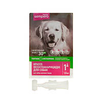 Семперо Sempero кали от блох и клещей для собак от 10  кг 1,0 мл Vitomax 400101
