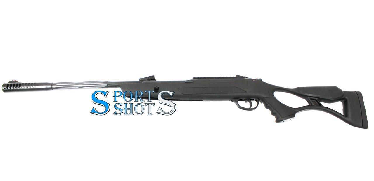 Пневматическая винтовка Hatsan Air Tact ED с газовой пружиной VADO + расконсервация