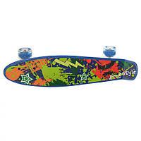 Скейт MS 0749-1 (Синий)