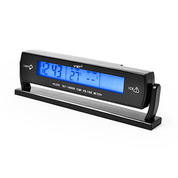 Часы автомобильные VST 7013V Черный (gab_krp195xdLf32304)