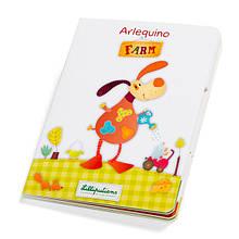 Детская книга Lilliputiens Ферма (86444)