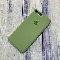 Чохол Silicone Case Apple iPhone 7 Plus/8 Plus Mint