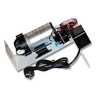 Помпа (насос) для обратного осмоса Organic WE-P 6005 на кронштейне с датчиками