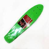 Доска для скейтборда (пенни борда) Profi  MS-0848-5, фото 2