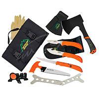 Набор ножей Outdoor Edge The Outfitter Hunting Set (09OE024)
