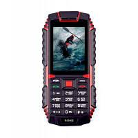 Мобильный телефон Sigma X-treme DT68 Black Red (4827798337721)