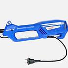 Электрокоса Гомель КГ-2700 (цілісна штанга, велосипедні ручки). Тример Гомель, фото 2
