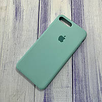 Чехол Silicone Case Apple iPhone 7 Plus/8 Plus Light Blue