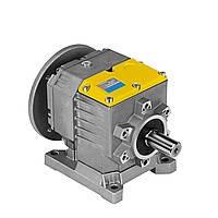Редуктор/мотор-редуктор цилиндрический соосный двуступенчатый 402А (130 Нм)