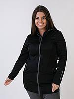 M22-470047, Женская спортивная куртка, женский, черный