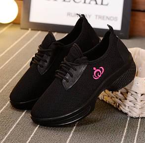 Оригинальные легкие кроссовки на платформе, 36 - 41, фото 2