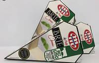 Мягкий сыр La Polle Brie ClassicMlekovita 125g