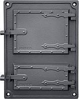 Чугунная дверка DPK4W 375X275, фото 1