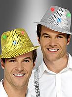 Светящиеся карнавальная шляпа