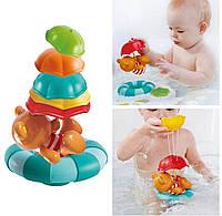 Игрушка Teddy для игры и обучения в ванной